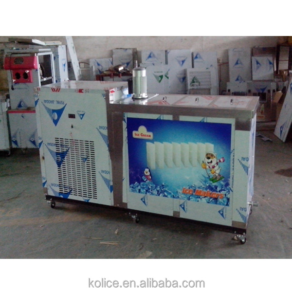 Commercial industrial ice making machine