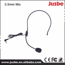 Jusbe all'ingrosso Clipper clip-on <span class=keywords><strong>microfono</strong></span> lavalier Mic 3.5mm <span class=keywords><strong>Microfono</strong></span> Senza Fili Mini prezzi
