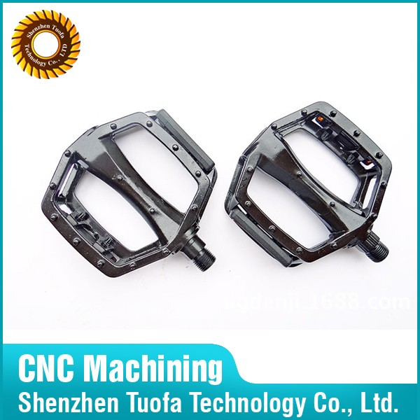 Custom CNC turning milling spare part wholesale OEM bicycle parts accessories