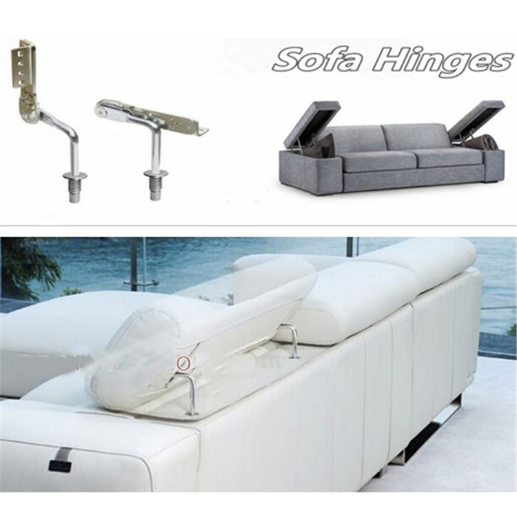 Muebles De Metal Ajustable Reclinable Sofá Bisagras - Buy Reposapiés ...