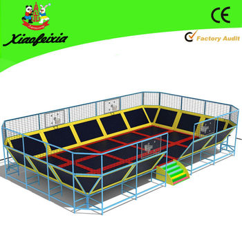 Jumping Sports Power Trampoline,Trampoline With Basketball Hoop - Buy  Jumping Sport Power Trampoline,High Jump Trampoline,Sport Play Trampoline