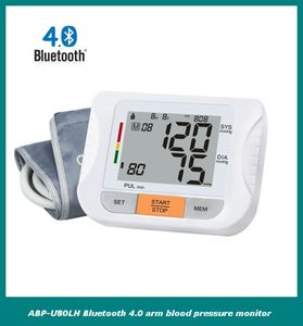 IOS and Android 4.0 bluetooth digital blood pressure monitor
