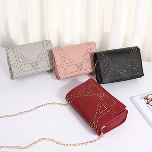 2019 Women High Quality Messenger Bags Cross Body PU Leather Mini Bolsas for ladies Feminina Shoulder Bag Handbags