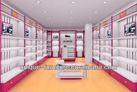 lady dress store design clothes shop decorate