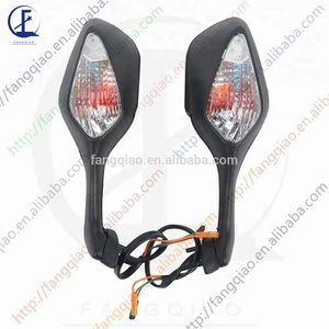 Rear View Mirrors w/Turn Signal Light CBR 1000RR 2008-12 For HONDA