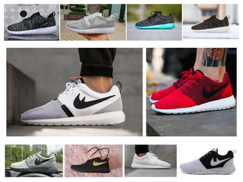 7513c6bab54c Free shipping 2015 hyperfuse men  women roshe run 2.0 3.0 5.0 breathable running  shoes