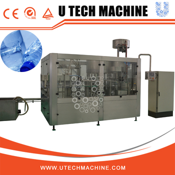bottle filling machine manufacturers