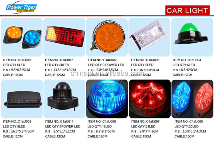 Warning flashing strobe lights with 3 mode controller security light warning flashing strobe lights with 3 mode controller security light bar aloadofball Image collections
