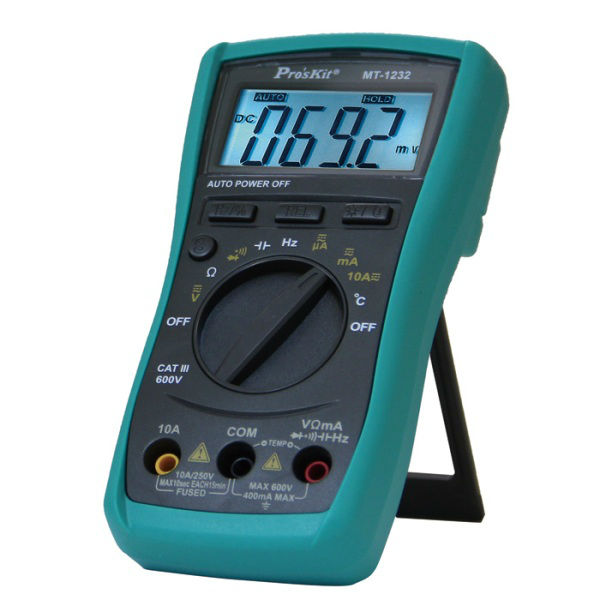 Digital ProsKit MT-1232 Multimeter