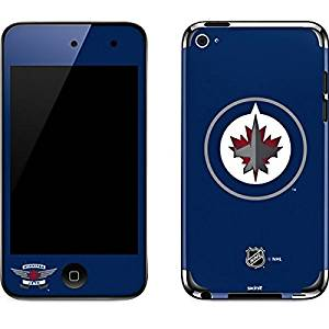 NHL Winnipeg Jets iPod Touch (4th Gen) Skin - Winnipeg Jets Logo Vinyl Decal Skin For Your iPod Touch (4th Gen)
