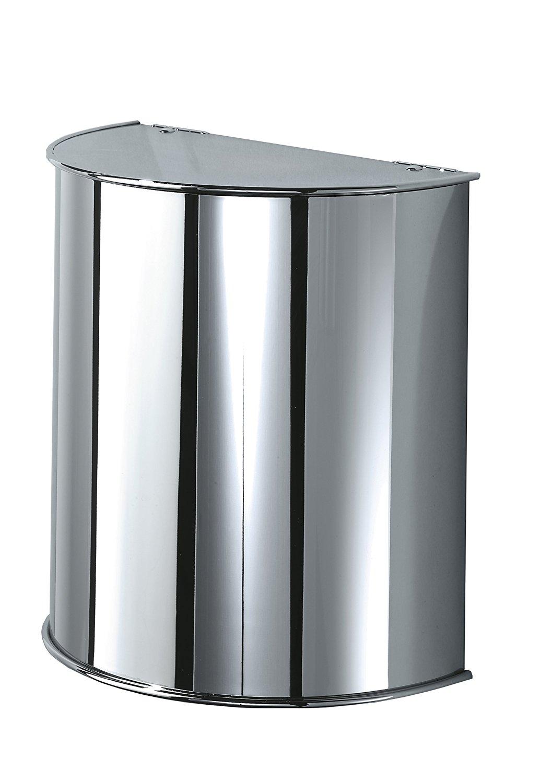Kitchen Cabinet Door Basket Hanging Trash Can Waste Bin Garbage Rack Tool Ameesi