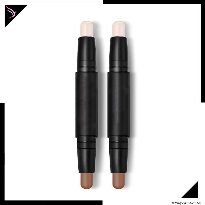Best private label double sided highlighter contour concealer stick