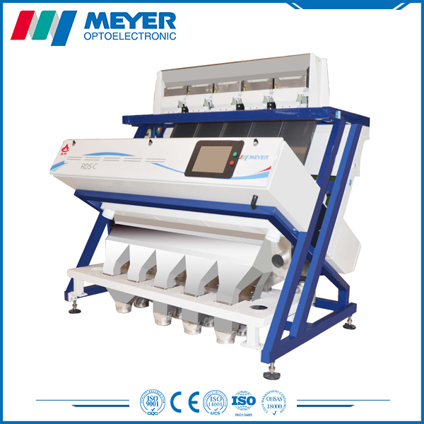Optional triple sorting function rice mill line machine