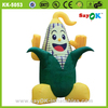 display advertisement inflatable cartoon characters inflatable corn