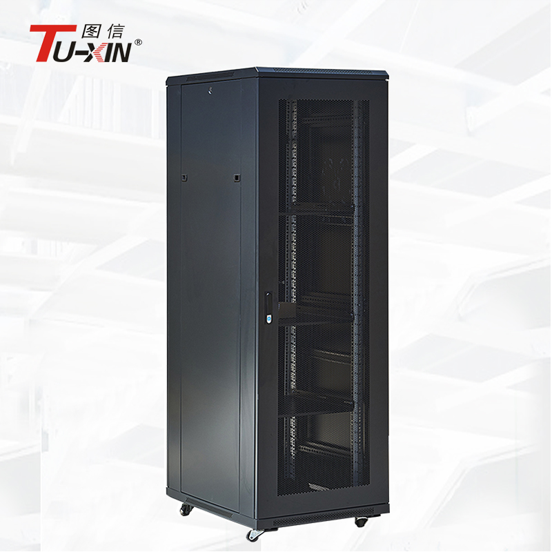 19 inch floor standing data cabinet,data center racks 37u,steel quality rack servers