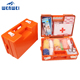 WW-PF01 Orange hard case first aid kit empty waterproof first aid kit box