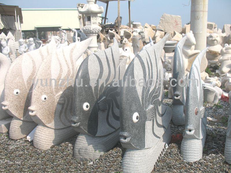 D coration ext rieure granit pierre animaux statue de for Pierre decorative exterieure