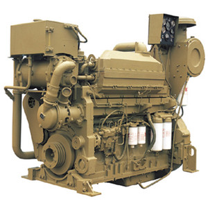 470hp water cooling 6 cylinders KTA19-M470 Cummins diesel engine boat