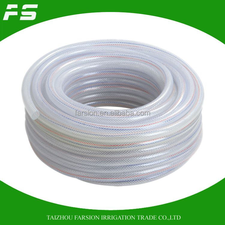 Customized Unique Flexible Thermoplastic Pvc Braided Hose