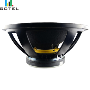 18 inch 8 ohm 4'' voice coil best paper cone big woofer bass speaker professional stage speaker pa subwoofer speaker price