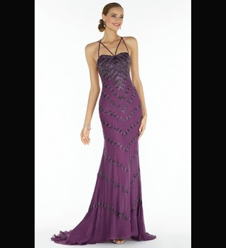 bac36f159c9c Bare Back Ladies Sexy Evening Dress Big Size Prom Dress - Buy Big ...