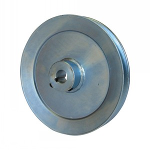 Factory low price aluminum steel v-belt pulley for sale