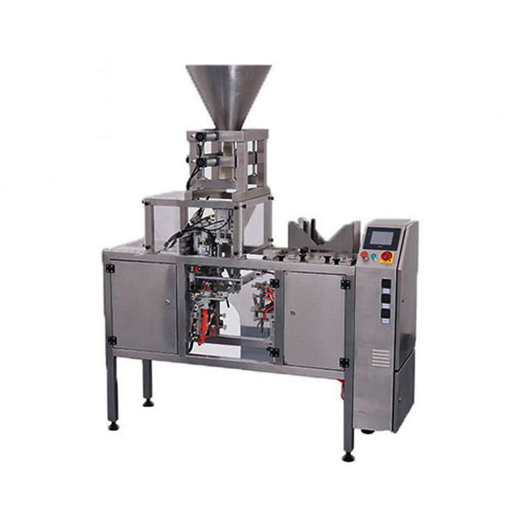 2 years warranty good quality Fully Automatic brick shape chips <strong>rice</strong> packaging machine