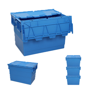stackable crate tote container plastic totes