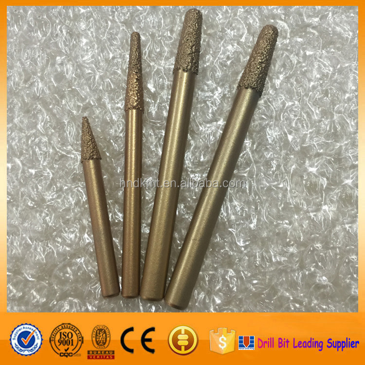 High quality carving cnc machine tools/cnc Diamond Engraving Bits For Stone Engraving