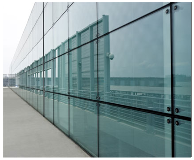 Aluminum Exterior Building Glass Walls,Solar Glass Curtain Wall ...