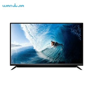 "40"" New design televisions with wifi brand WANJIA smart tv"