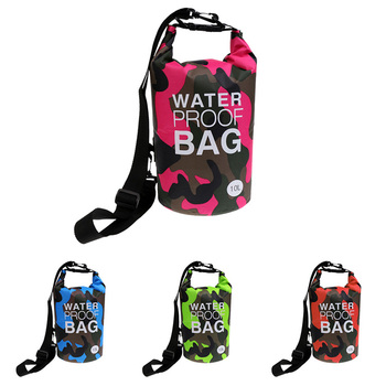 b36aa18c73a1 Portable Rafting Diving Dry Bag Sack PVC Waterproof Folding Swimming  Storage Bag for River Trekking 2