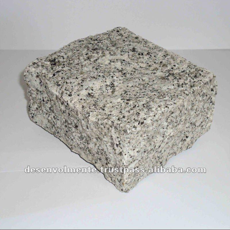 De split finition gris couleur naturelle pierre de granit for Fotos de colores de granito natural