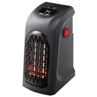 900W Fast Portable Powerful Mini Fan Heaters Handy Electric Heater for Large Rooms