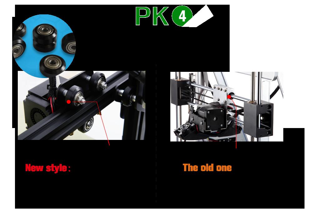 Pla 3d Printing Manufacturer 310 310 410mm 400 400 400mm 500 500