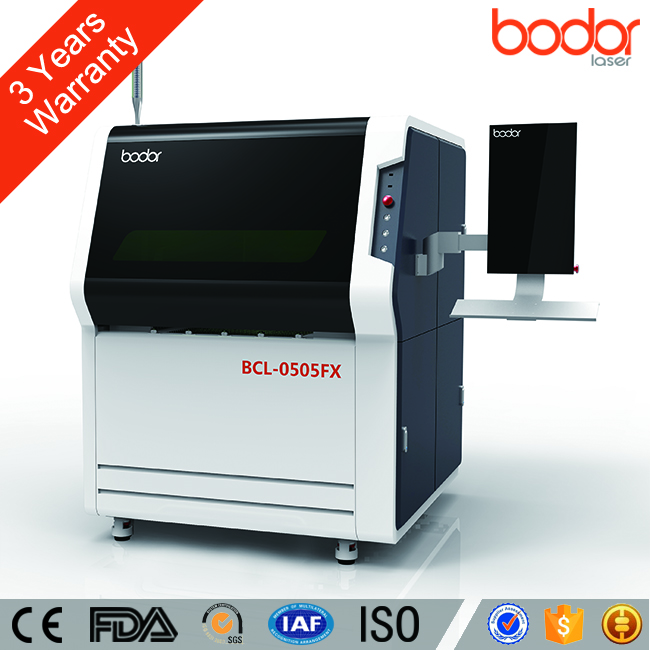 Small Size metal laser cnc cutting machine with high working efficiency