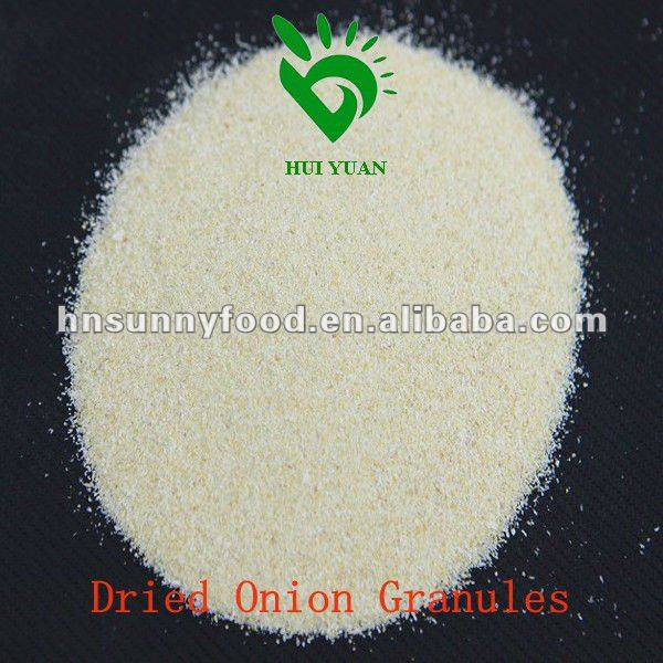 5 years Golden Supplier New Crop Dried Onion Granules