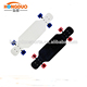 28inch high quality plastic longboard customized