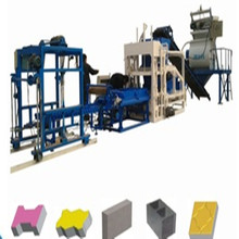 Business Industrial QTJ4-18 concrete automatic equipment blocks from china
