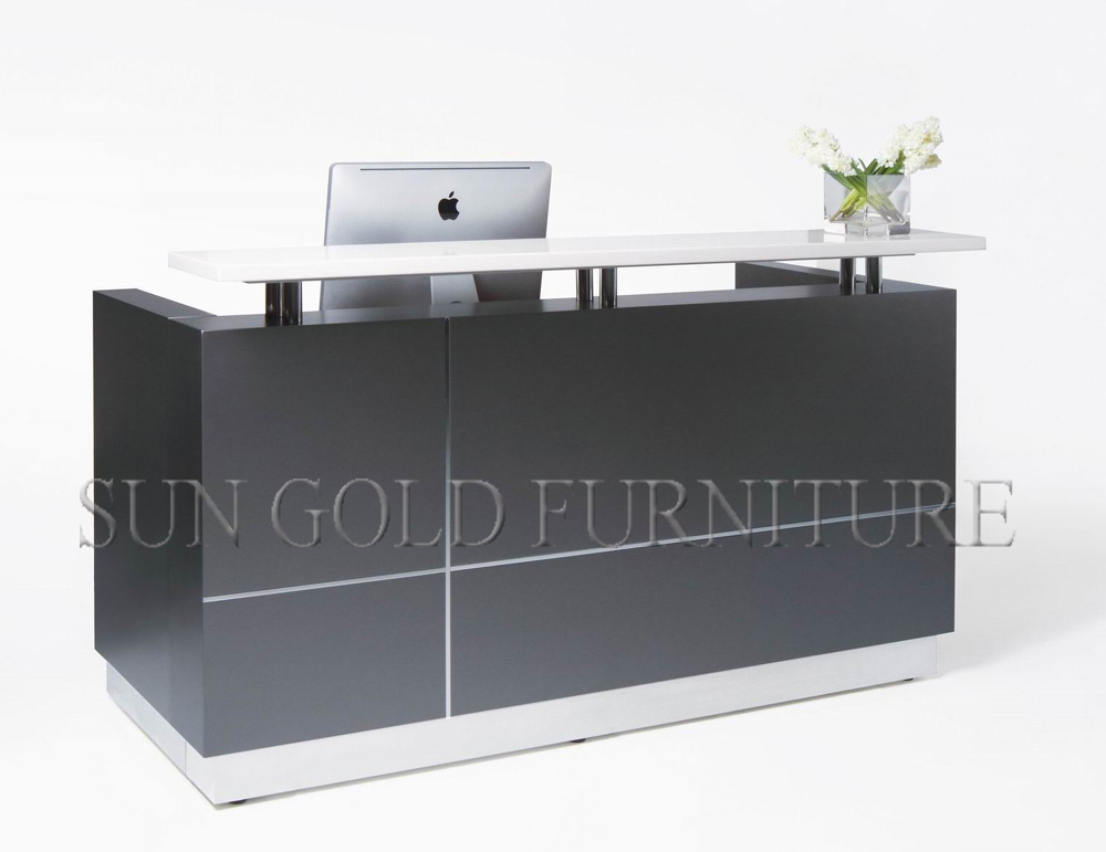small office reception desk. office supplies wholesale modern curved wood reception desk szrt039 small