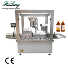 Paint thinner filling machine liquid ink solvent bottle filling capping machine