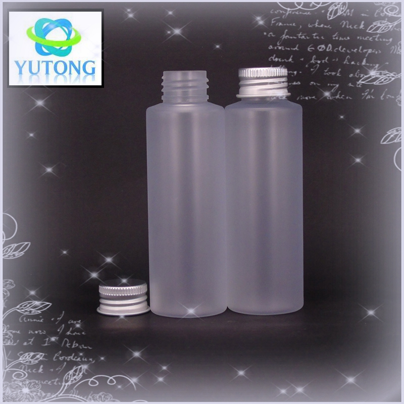 wholesale plastic PE bottle 120ml cooking oil bottle for soy sauce cooking wine