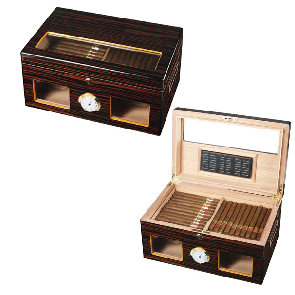 Custom High Quality Wooden Cigar Boxes Packaging Box