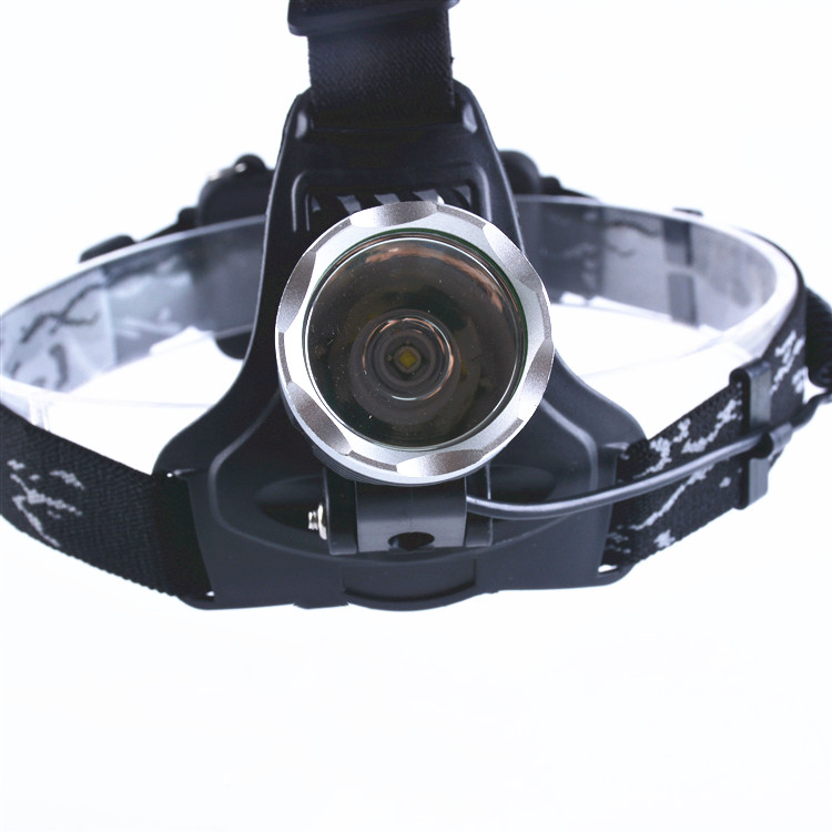 2019 New Waterproof IP44 3 Modes Aluminum High Power Waterproof Head Torch Light Led Headlamp