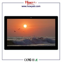 Best Price Touch Android LCD TV Advertising Player 10'' With HDMI,RJ45,MICRO USB POE Input