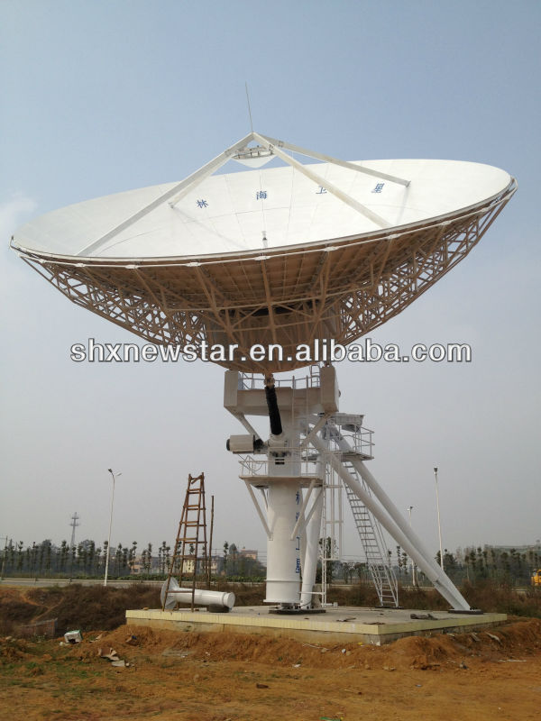 China 13m satellite antenna