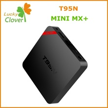 Whole Sale Android 5.1 1GB DDR3 RAM 8GB NAND ROM T95N-Mini MX+ Amlogic s905 Android tv box