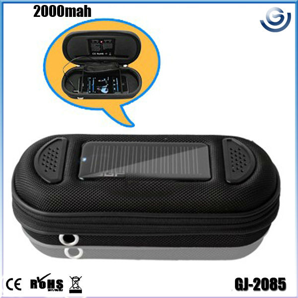 factory price mini solar power bank for iphone/samsung/nokia