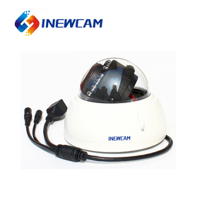 Inewcam Motorized Zoom 4 Megapixel Outdoor P2P PoE Dome IP Video Camera