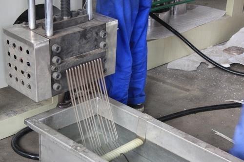PS Foam Plastic Korrels Making Machine Afval Recycling Granuleren Productielijn